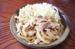 川島けん 公式ブログ/[Lunch]玉葱たくさんの生姜焼き 画像2