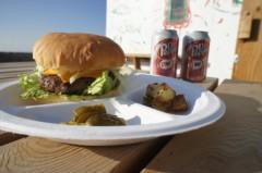 川島けん 公式ブログ/遅い昼食は海辺で... 画像1