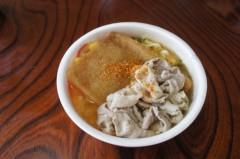 川島けん 公式ブログ/[Lunch]赤いきつね。 画像2