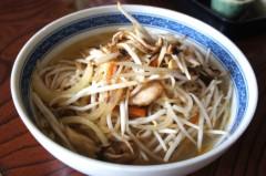 川島けん 公式ブログ/[Lunch]もやしタンメン 画像1