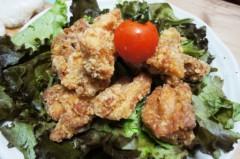 川島けん 公式ブログ/【Cook】から揚げ屋。 画像1