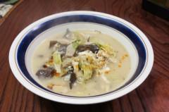 川島けん 公式ブログ/[夜食]野菜たっぷりタンメン 画像1