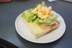 川島けん 公式ブログ/[Lunch]サンマー麺少なめ 画像1