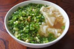 川島けん 公式ブログ/[Lunch]ワンタンメン 画像1