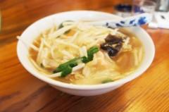 川島けん 公式ブログ/【ランチ】生碼麺の誘惑 画像1