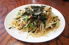 川島けん 公式ブログ/[Lunch]チキン焼きそば 画像1