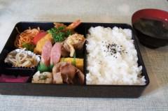 川島けん 公式ブログ/[Lunch]山海亭・幕の内弁当 画像1