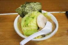川島けん 公式ブログ/[Lunch]たかさご家・キャベツラーメン 画像1
