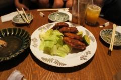 川島けん 公式ブログ/[夕食]友人とクライアントのお店へ。 画像2