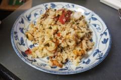 川島けん 公式ブログ/今日は、焼き飯食べて寝ますね。 画像1