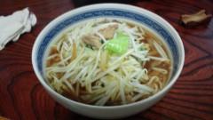 川島けん 公式ブログ/[Lunch]モヤシソバ。もやし大盛り 画像1