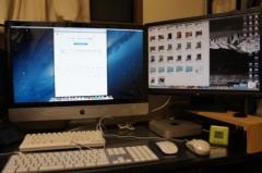 川島けん 公式ブログ/[Mac]新しいiMacへ 画像1