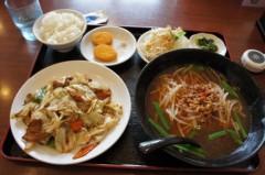 川島けん 公式ブログ/[Lunch]台湾料理 鴻翔・日替わりランチ。  画像1