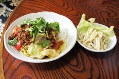 川島けん 公式ブログ/[Lunch]タコライス? 画像1