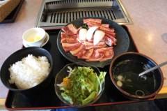 川島けん 公式ブログ/[Lunch]安楽亭 画像1