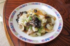 川島けん 公式ブログ/[Lunch]中華丼 画像2