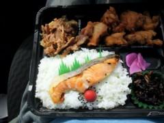 川島けん 公式ブログ/[Lunch]お弁当タイム 画像2