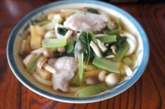 川島けん 公式ブログ/[Lunch]肉野菜うどん 画像1