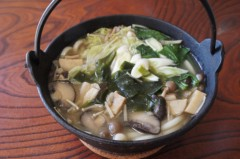 川島けん 公式ブログ/[Lunch]茸味噌煮込みうどん。 画像1