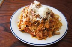 川島けん 公式ブログ/[Lunch]茸パスタ。 画像1