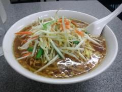 川島けん 公式ブログ/[ラーメン]渋谷 喜楽「もやし麺」 画像1