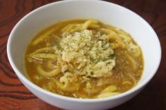 川島けん 公式ブログ/[Lunch]カレーうどん。 画像1