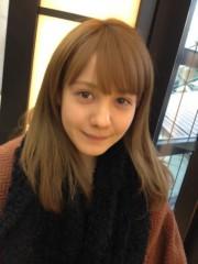 トリンドル玲奈 公式ブログ/前髪ー♪ 画像1
