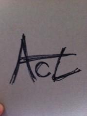 Act 公式ブログ/LIVEに来れない方へ☆ 画像1