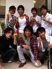 Act 公式ブログ/僕が赤いシャツを着た理由☆*:.。. o(≧▽≦)o .。.:*☆ 画像3