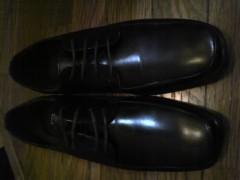 Act 公式ブログ/黒革靴買いました☆ 画像1