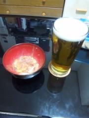 Act 公式ブログ/ビールと塩辛の組み合わせをうまく感じるとおやじの始まり 画像2