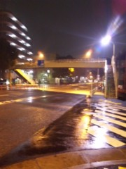 Act 公式ブログ/夜道は危険だから明るい所を通ろう 画像1