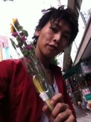 Act 公式ブログ/僕が赤いシャツを着た理由☆*:.。. o(≧▽≦)o .。.:*☆ 画像1