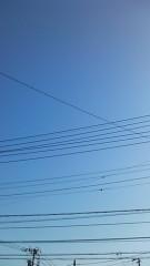 中山優貴 公式ブログ/いい天気 画像1