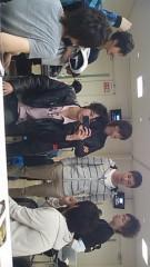 中山優貴 公式ブログ/楽屋にて 画像1
