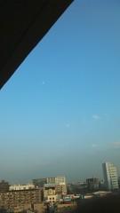 中山優貴 公式ブログ/今日の空 画像3