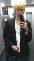中山優貴 公式ブログ/金髪 画像1
