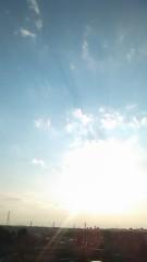 中山優貴 公式ブログ/夕日になる少し前 画像3