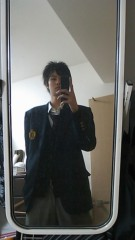 中山優貴 公式ブログ/卒業式 画像3
