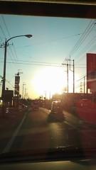 中山優貴 公式ブログ/初詣の帰り 画像1