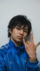 中山優貴 公式ブログ/手話 画像1