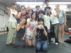 清水美里 公式ブログ/大阪入り! 画像2