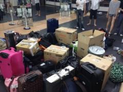 清水美里 公式ブログ/大阪入り! 画像1
