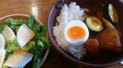 華舞斗 あずみ 公式ブログ/カレー 画像1