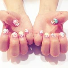 田中愛梨 公式ブログ/NEW ネイルとお知らせ☆ 画像1