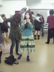 多辺田智里 公式ブログ/傘さしてスカート 画像1