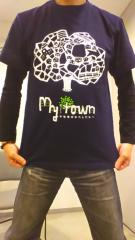 永井健二 公式ブログ/My town Tシャツが…… 画像1