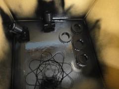 新人 公式ブログ/ビフォアフター「まどろみ」の町家19  照明器具製作 画像2