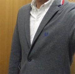 新人 公式ブログ/ファッションチェ〜ク  鹿の子のじゃけっと 画像1