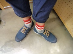 新人 公式ブログ/ファッションチェ〜く ポイントは 赤 画像2